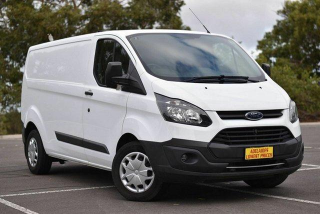 Used Ford Transit Custom VN 340L (Low Roof) Enfield, 2017 Ford Transit Custom VN 340L (Low Roof) White 6 Speed Automatic Van