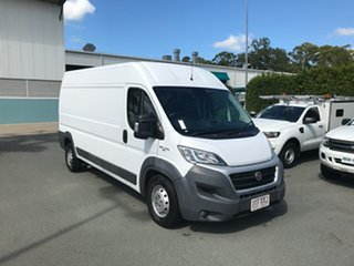 2018 Fiat Ducato Series 6 Mid Roof LWB White 6 speed Manual Van.