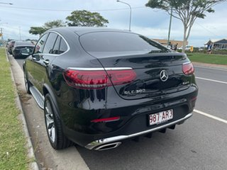 2020 Mercedes-Benz GLC-Class C253 800+050MY GLC300 Coupe 9G-Tronic 4MATIC Black 9 Speed