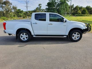 2014 Isuzu D-MAX (No Series) LS-U High Ride White Sports Automatic Utility
