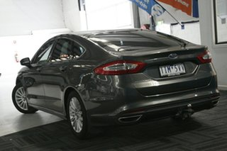 2016 Ford Mondeo MD Trend Grey 6 Speed Automatic Hatchback.