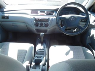 2005 Mitsubishi Lancer CH MY06 ES White 4 Speed Sports Automatic Sedan