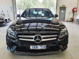 2018 Mercedes-Benz C-Class W205 809MY C200 9G-Tronic 9 Speed Sports Automatic Sedan.