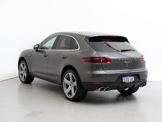 2015 Porsche Macan MY16 S Diesel Grey 7 Speed Auto Dual Clutch Wagon