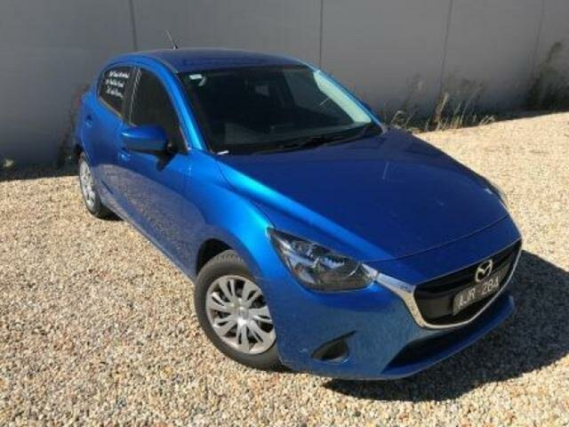 Used Mazda 2 DJ MY16 Neo Wangaratta, 2016 Mazda 2 DJ MY16 Neo 6 Speed Manual Hatchback