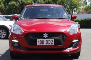 2019 Suzuki Swift AZ GL Navigator Red 1 Speed Constant Variable Hatchback.