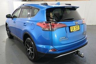 2018 Toyota RAV4 ASA44R GXL AWD Blue 6 Speed Sports Automatic Wagon