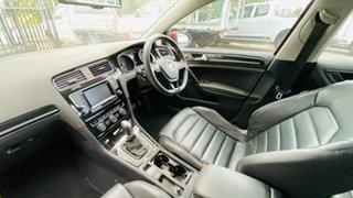 2013 Volkswagen Golf VII MY14 110TDI DSG Highline Red 6 Speed Sports Automatic Dual Clutch Hatchback