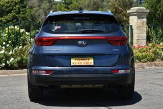 2017 Kia Sportage QL MY17 Si AWD Blue 6 Speed Sports Automatic Wagon