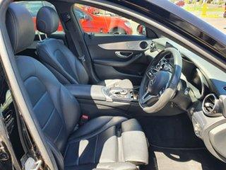 2018 Mercedes-Benz C-Class W205 809MY C200 9G-Tronic 9 Speed Sports Automatic Sedan