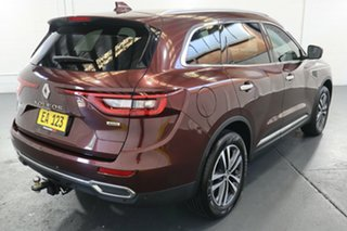 2018 Renault Koleos HZG Initiale X-tronic Red/Black 1 Speed Constant Variable Wagon