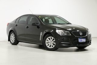 2015 Holden Commodore VF MY15 Evoke Black 6 Speed Automatic Sedan
