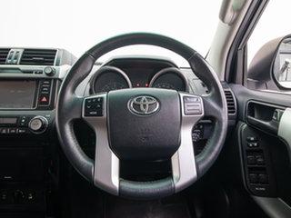 2015 Toyota Landcruiser Prado KDJ150R MY14 GXL (4x4) White 5 Speed Sequential Auto Wagon