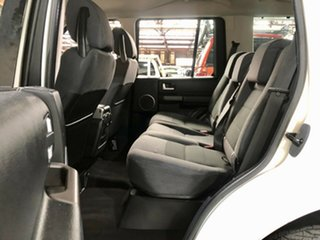 2005 Land Rover Discovery 3 S White 6 Speed Sports Automatic Wagon