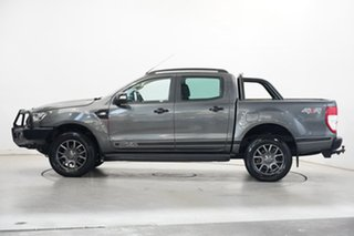 2017 Ford Ranger PX MkII FX4 Double Cab Grey 6 Speed Manual Utility.