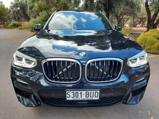 2017 BMW X3 G01 xDrive30i Steptronic Black 8 Speed Automatic Wagon