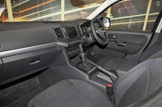 2021 Volkswagen Amarok 2H MY21 TDI550 4MOTION Perm Sportline Black 8 Speed Automatic Utility
