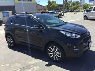 2018 Kia Sportage QL MY18 Si 2WD Premium Black 6 Speed Sports Automatic Wagon.