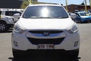2011 Hyundai ix35 LM MY12 Elite AWD White 6 Speed Sports Automatic Wagon.