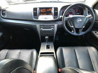 2012 Nissan Maxima J32 MY11 250 X-tronic ST-L Blue 6 Speed Constant Variable Sedan