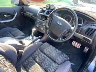 2003 Ford Falcon BA XR8 Silver 4 Speed Auto Active Select Sedan.