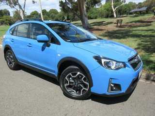 2016 Subaru XV G4X MY16 2.0i AWD Blue 6 Speed Manual Wagon.