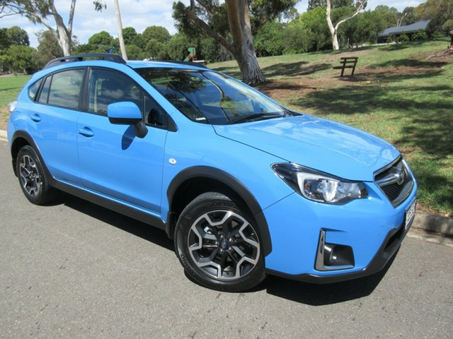 Used Subaru XV G4X MY16 2.0i AWD Reynella, 2016 Subaru XV G4X MY16 2.0i AWD Blue 6 Speed Manual Wagon