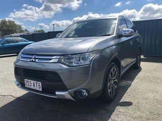 2014 Mitsubishi Outlander ZJ MY14.5 Aspire 4WD Titanium 6 Speed Sports Automatic Wagon