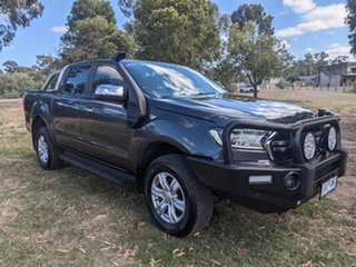 2019 Ford Ranger XLT Grey 6 Speed Manual Dual Cab.