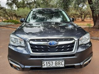 2017 Subaru Forester S4 MY17 2.5i-L CVT AWD Grey 6 Speed Constant Variable Wagon.
