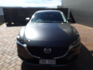 2018 Mazda 6 GL1032 Sport SKYACTIV-Drive 6 Speed Sports Automatic Sedan