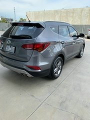 2016 Hyundai Santa Fe DM3 MY16 Active Titanium Silver 6 Speed Sports Automatic Wagon