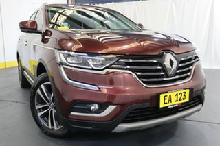 2018 Renault Koleos HZG Initiale X-tronic Red/Black 1 Speed Constant Variable Wagon.
