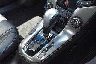 2013 Holden Cruze JH Series II MY14 SRi-V Silver 6 Speed Sports Automatic Hatchback