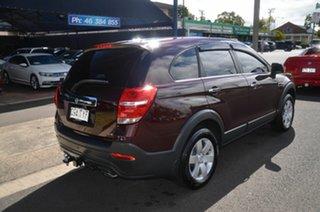 2014 Holden Captiva CG MY14 7 LS (FWD) Maroon 6 Speed Automatic Wagon.