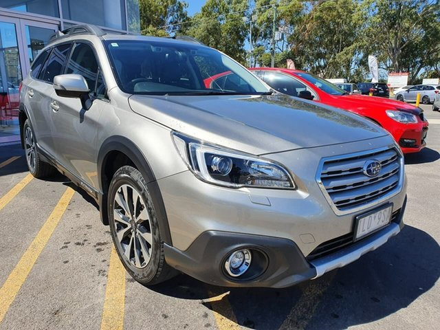 Used Subaru Outback B6A MY17 2.5i CVT AWD Premium Epsom, 2017 Subaru Outback B6A MY17 2.5i CVT AWD Premium Bronze 6 Speed Constant Variable Wagon
