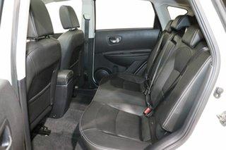 2014 Nissan Dualis J10 MY13 TI-L (4x2) White 6 Speed CVT Auto Sequential Wagon