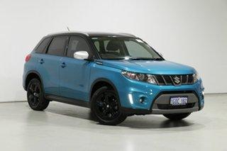 2018 Suzuki Vitara LY S Turbo (2WD) Blue 6 Speed Automatic Wagon.