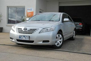 2008 Toyota Camry ACV40R 07 Upgrade Altise Silver 5 Speed Automatic Sedan.