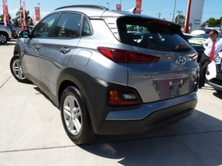 2019 Hyundai Kona OS.2 MY19 Active 2WD Lake Silver 6 Speed Sports Automatic Wagon