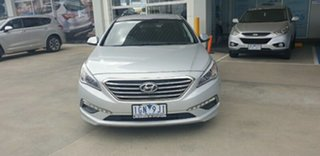 2015 Hyundai Sonata LF Active Silver 6 Speed Sports Automatic Sedan