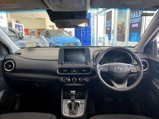 2020 Hyundai Kona Os.v4 MY21 2WD Atlas White 8 Speed Constant Variable Wagon