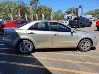 2007 Mazda 6 GY1032 MY07 Sports Gold 5 Speed Automatic Wagon