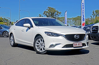 2016 Mazda 6 GL1021 Touring SKYACTIV-Drive 6 Speed Sports Automatic Sedan