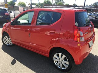 2010 Suzuki Alto GF GLX Red 4 Speed Automatic Hatchback