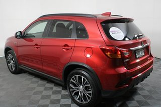 2018 Mitsubishi ASX XC MY19 LS 2WD Red 1 Speed Constant Variable Wagon