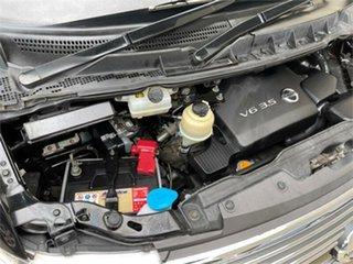 2008 Nissan Elgrand E51 Black Automatic Wagon