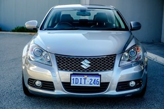 2010 Suzuki Kizashi FR XLS Silver 6 Speed Manual Sedan
