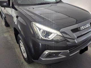 2018 Isuzu MU-X MY17 LS-M Rev-Tronic 4x2 Black 6 Speed Sports Automatic Wagon.