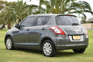 2010 Suzuki Swift RS415 Grey 5 Speed Manual Hatchback